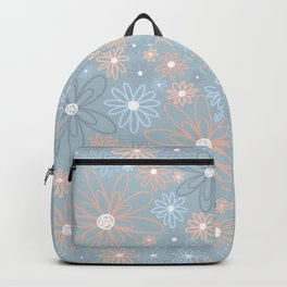 Pales and Grays Backpack