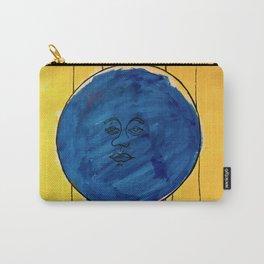 Bleuberry - Pop Art Surrealism Art Carry-All Pouch