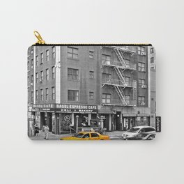 NYC Yellow Cabs Bagel Cafe - USA Carry-All Pouch