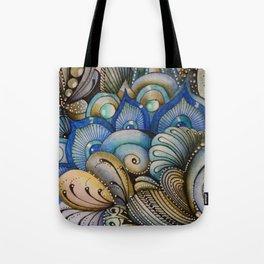 Majestic Coral Tote Bag
