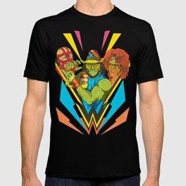 Classic Wrestling T-shirt