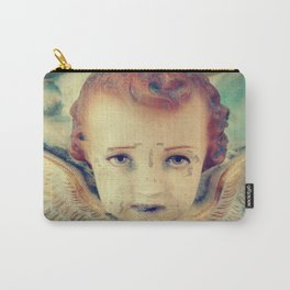 Vintage Cherub Carry-All Pouch