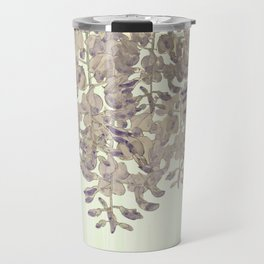 Wisteria - a thing of beauty is a joy forever Travel Mug