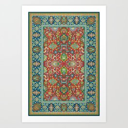 Persian 1 Art Print