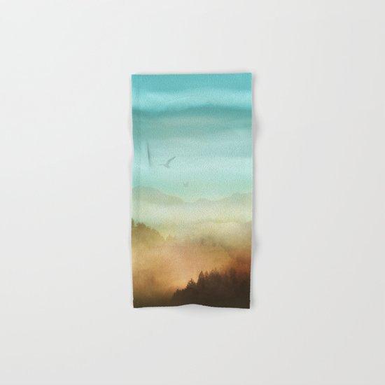 Autumn Flight Hand & Bath Towel