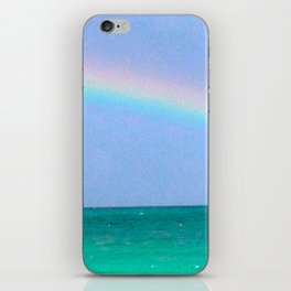 tropical promise iPhone Skin