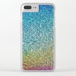 HoloGrains Clear iPhone Case