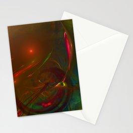 Bathory dream by Jean-François Dupuis Stationery Cards