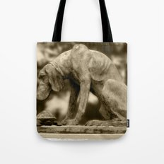 DOG&TURTLE Tote Bag