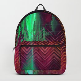 Warping Backpack