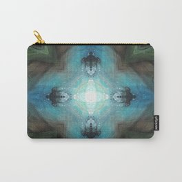Sea Turtle Moon Carry-All Pouch