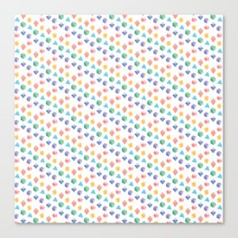 A Colorful Way to Die Canvas Print