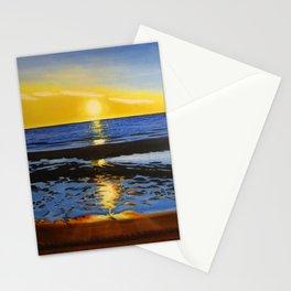 Sunset on the Hudson Bay  Stationery Cards