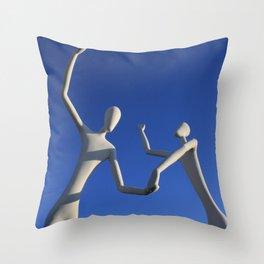 Frolick Throw Pillow