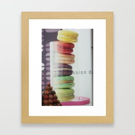 Colorful Framed Art Print