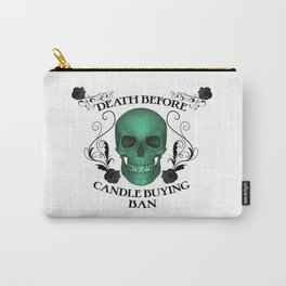 No candle ban Carry-All Pouch
