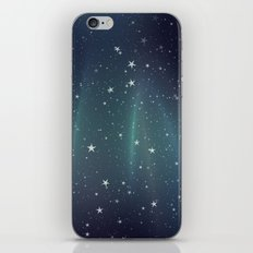 Aurora Stars iPhone & iPod Skin