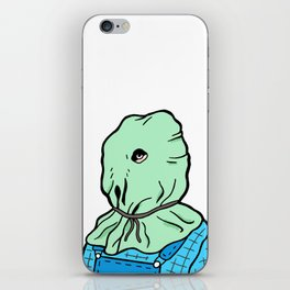 Jason Voorhees part 2 iPhone Skin