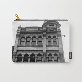 Old Wellington Building Carry-All Pouch