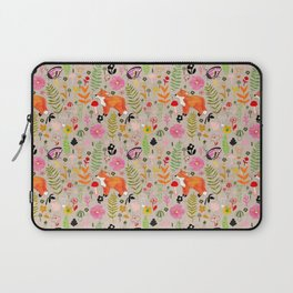 Woodland Fox Laptop Sleeve