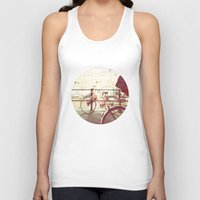 amsterdam Tank Tops featuring Amsterdam by GF Fine Art Photography