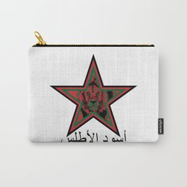 Morocco أُسُود الأطلس (Igrzamn n Atlasi, Atlas Lions) ~Group B~ Carry-All Pouch