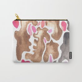 170623 Colour Shapes Watercolor 17 Carry-All Pouch