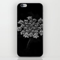 lace iPhone & iPod Skins featuring Lace by SilverSatellite