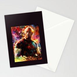 Dwayne Johnson Stationery Cards