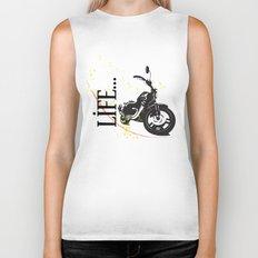 Motorcycle lifestyle  Biker Tank