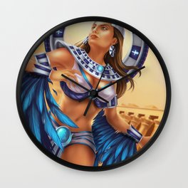 Isis - SMITE Wall Clock