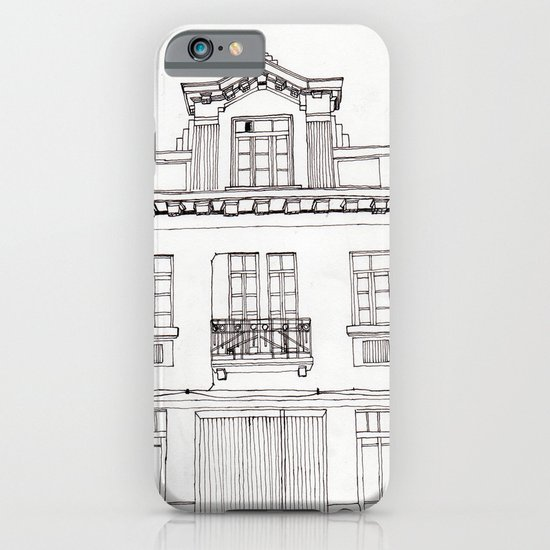 Figueira Da Foz iPhone & iPod Case