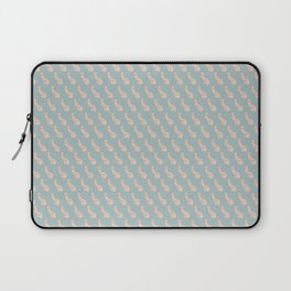 Practically Perfect - Penis in Blue Laptop Sleeve