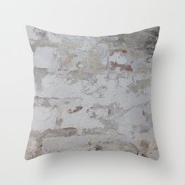 Brick Throw Pillow
