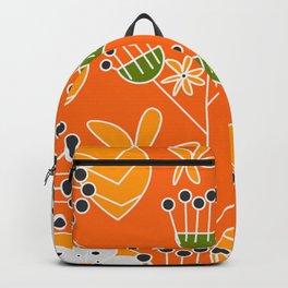 Sunny floral decor Backpack