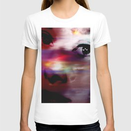 Burning Eyes 01 T-shirt