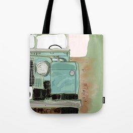Landy Ho! Tote Bag