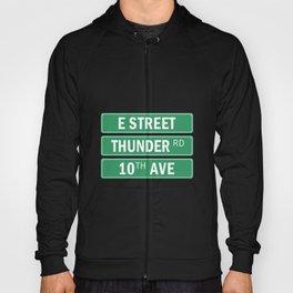 E Street Thunder Road 10th Ave Hoody