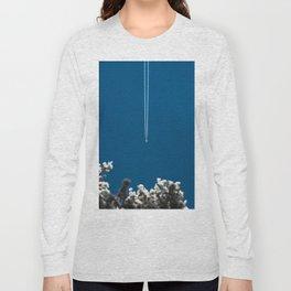 Jetset - Bluest Blue Long Sleeve T-shirt