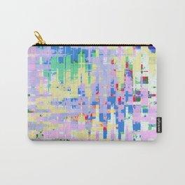 Square Tye Dye Pattern Carry-All Pouch