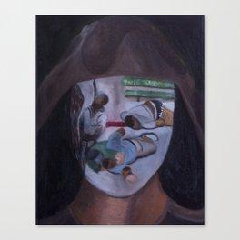 Disposable I Canvas Print