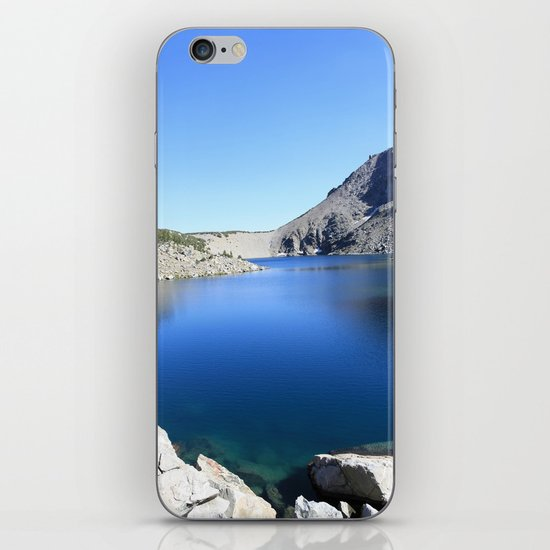 Anna Lake iPhone & iPod Skin