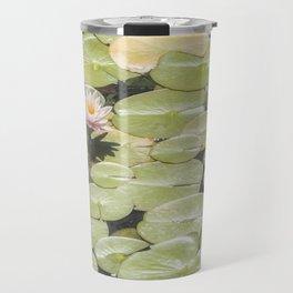 Lily Pads by Murray Bolesta Travel Mug