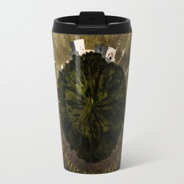 Logging Makes the World Go Round Mini Planet Orb Travel Mug