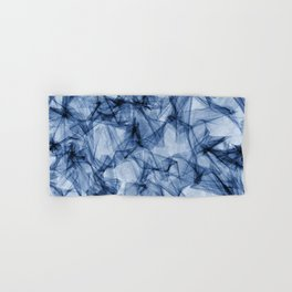Blue Souls Hand & Bath Towel