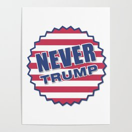 Never Trump (2) Poster