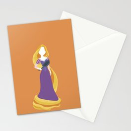 Princess Rapunzel Stationery Cards