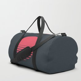Red Sun Duffle Bag