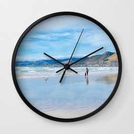 pismo reflection Wall Clock