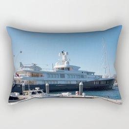 embarcacion Rectangular Pillow